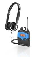 EK 1039 mit Kopfhörer