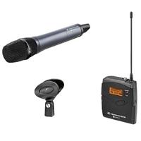 Handmikrofon und Taschensender passend zum EK 1039