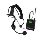 Taschensender SK 2020 D mit Headsetmikrofon